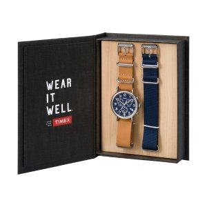 Weekender Chronograph Gift Set - Timex US