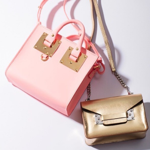 $75 Off $350 Sophie Hulme Handbags Sale @ Saks Fifth Avenue