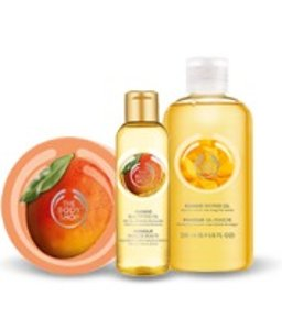 40% Off Sitewide + Free Hand Cream with $50 Purchase @ The Body Shop