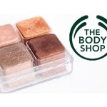 Shimmer Cubes @ The Body Shop