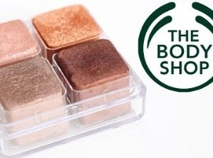 $15.4 Shimmer Cubes @ The Body Shop