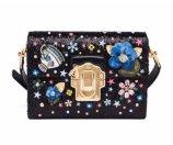 Dolce & Gabbana - Teacup Mini Flap Sequin Shoulder Bag