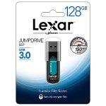 Lexar JumpDrive S57 USB 3.0 Flash Drive, 128GB