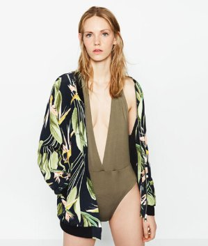 Up to 70% Off Select Women's Beachwear Sale @ Zara