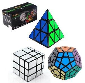 $14.85 3-Pack Populer Magic Cube Puzzle