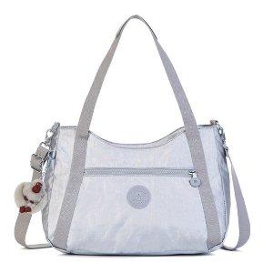 Waylon Metallic Handbag - Platinum Metallic