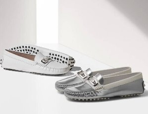 Up to 49% Off Tod's Shoes @ Saks Off 5th