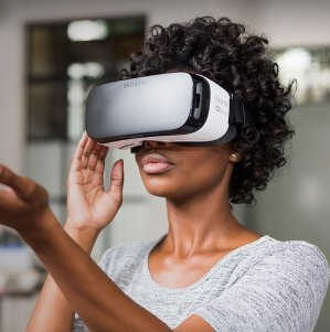 Samsung Gear VR for Select Samsung Cell Phones, Refurbished