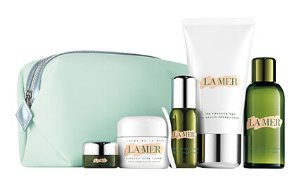 $410+ Free 5-pc Gift Set La Mer The Discovery Collection