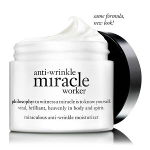 anti-wrinkle miracle worker | miraculous anti-wrinkle moisturizer