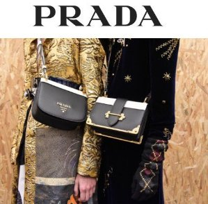 Up to 53% Off Prada Handbags & Shoes