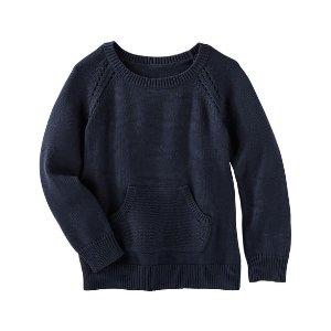 Kid Girl Ski Lodge Sweater | OshKosh.com