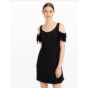 Annina Cold-Shoulder Dress