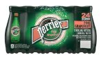 $18.37 Perrier Sparkling Natural Mineral Water, Pink Grapefruit 16.9-ounce plastic bottles (Pack of 24)