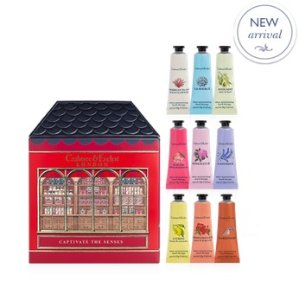Dealmoon Exclusive!$26!Hand Therapy Set Collectible Holiday Tin Windsor Royal Station @Crabtree & Evelyn
