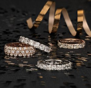 15% Offon Select Women's & Men's Wedding Rings @ Blue Nile