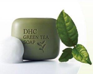 $4.49 DHC Green Tea Soap 60g