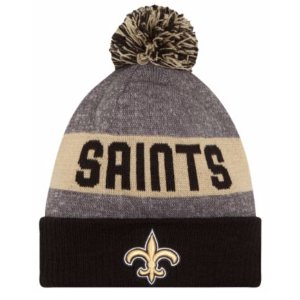 New Era NFL Sideline Sport Knit - Men's - Accessories - New Orleans Saints - Multi