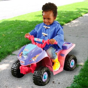 Power Wheels® Dora and Friends Lil' Quad™ | CDD18 | Fisher Price