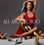 Up to 75% Off + New In Selected Jimmy Choo @ Farfetch