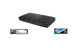 Intel Skull Canyon NUC Super Combo (i7-6770HQ, 8GB, 275GB, IRIS Pro 580)