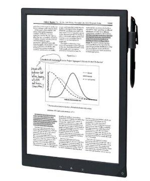 $599.95 Sony DPTS1 Digital Paper System