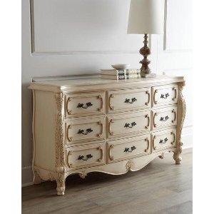 Nicolette Cream Dresser