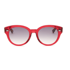 GUCCI | Women's Rounded Cat Eye Acetate Sunglasses | Nordstrom Rack