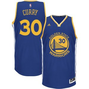 adidas Youth Golden State Warriors Steph Curry #30 Road Royal Swingman Jersey| DICK'S Sporting Goods
