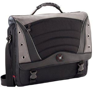 SwissGear Swiss Army SATURN Executive Messenger Bag