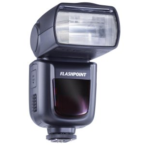 Flashpoint Zoom Li-on R2 TTL On-Camera Flash Speedlight