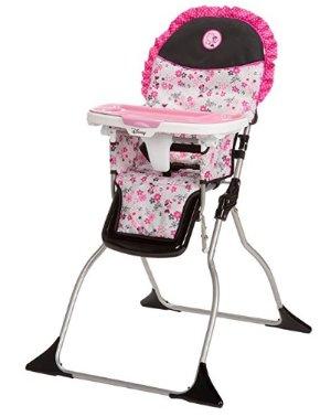 $30.99 Disney Simple Fold Plus High Chair, Garden Delight, Minnie