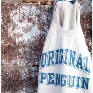 PRINTED ORIGINAL PENGUIN SWEATSHIRT   Original Penguin