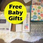 粉丝分享免费的新生儿礼包Welcome Bag你领到了吗?