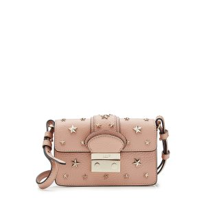 Leather Shoulder Bag  from RED VALENTINO | Luxury fashion online | STYLEBOP.com
