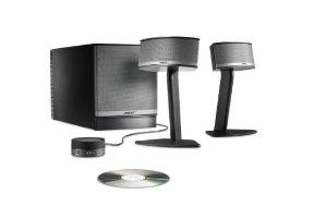 免税包邮$359.00超难得降价!Bose Companion 5 多媒体音箱扬声器系统