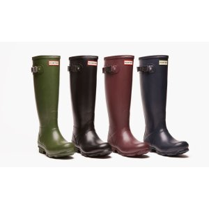43% Off on Hunter Norris Field Boot | Groupon Goods