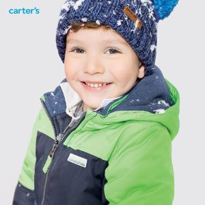 50% Off + Extra 25% Off $40 Baby and Kid's Outerwear @ Carter's