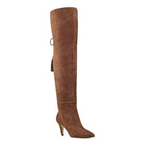 Josephine Over the Knee Dress Boots