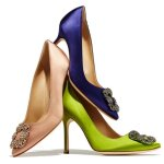 Manolo Blahnik Purchase @ Neiman Marcus
