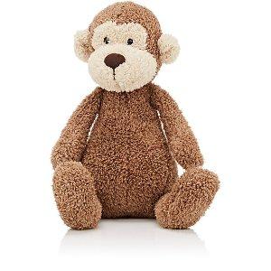 Jellycat 猴子毛绒玩具