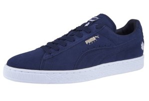 PUMA Men's Classic Suede Classic East West Sneakers