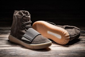 October 15th Yeezy BOOST 750 'Light Brown' @ adidas