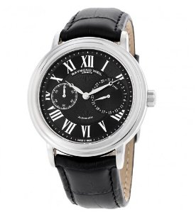 RAYMOND WEIL Maestro Automatic Black Dial Men's Watch 2846-STC-002