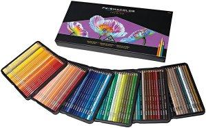 $86.99Prismacolor  150色软芯彩色铅笔套装