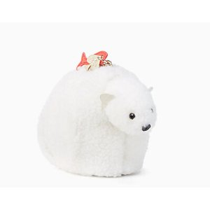 cold comforts polar bear coin purse