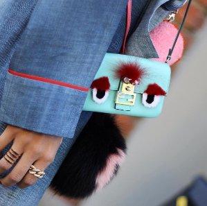 Up to 15% Off Selected Fendi Women's Handbags @ Luisaviaroma