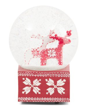 Free ShippingSelect Snow Globes @ TJ Maxx