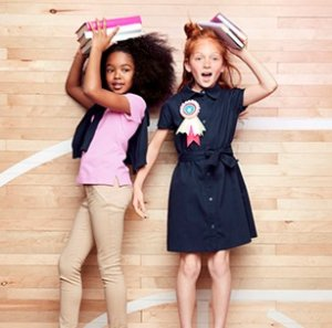 Up to 50% Off Kids Apparel Labor Day Sale @Children's Place