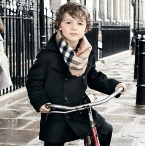 Dealmoon Exclusive!  Extra 15% Off Burberry Children's Wear @ Saks Fifth Avenue